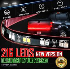 100 Semi Truck Led Lights Bar Red For S Flexible Turn And Brake Tail Light
