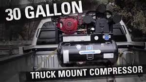 Industrial Air - 30 Gallon Truck Mount 3-Cylinder Air Compressor ... Buy Now Giantz 320l 12v Air Compressor Tyre Deflator Inflator 4wd Dc Air For Horn Car Truck Auto Vehicle Electric Heavy Duty Portable 1 Tire Pump Rv Diecast Package Caterpillar Ep16 C Pny Lift Twin Piston 4x4 Da2392 Mounted Compressors Pb Loader Cporation Brake 3558006 Cummins Engine New Puma Gas At Texas Center Serving For Trucks With Nhc 250 Diesel Engine The 4 Best Tires Essential 30 Gallon Twostage Mount Princess