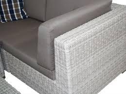 adriatico lounge garten sitzgruppe mit tisch b 218 t 183 h 73 cm und kissen