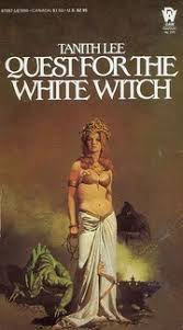Cover Of Quest For The White Witch