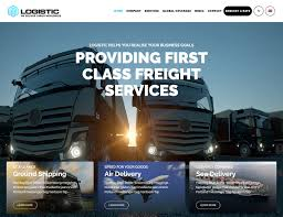 100 Logistics Trucking 15 Best Transportation WordPress Themes 2019 AThemes