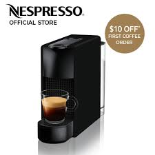 Essenza Mini Coffee Machine Matte Black