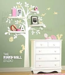 stickers chambre bébé arbre stickers muraux chambre bebe stickers arbre dans la chambre bacbac