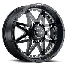 Aftermarket Truck Rims | 4x4 Lifted Truck Wheels | SOTA Offroad