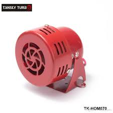 Tansky - Universal New 12V Motor Driven Red Air Raid Siren Horn ... Mounted Horns Truck Bull Bars Grille Guards Push Protection Devices Or Posers 12v 115db Electric Air Horn Raging Sound Super Loud Car How To Build The Ultimate Bar Vintage Bullsteer Taxidermy Wall Haing United Pacific Industries Commercial Truck Division Silverback Chrome Stacks Curve 8 Od 5 Chevy Pickup Truck Superfly Autos Commits Suicide After Spanish Men Light Its Horns On Fire 12 Volt 4x4 Suv Cow Kit Farm I Couldnt Get A Better Picture But They Have Bull Jeep Wrangler Jk Rubicon With Your Pinterest Likes