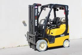 100 Used Trucks For Sale Okc 2011 YALE GLC040VX STK EQ37678 MEDLEY EQUIPMENT