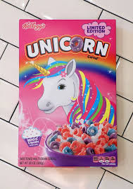 Kelloggs Is Selling Unicorn Froot Loops