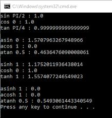 python math function