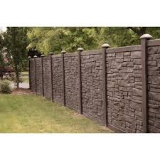 Decorative Garden Fence Home Depot by Best 25 Composite Fencing Ideas On Pinterest Fence Panels
