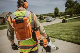 STIHL Launches Game Changing Lithium Ion Backpack Battery