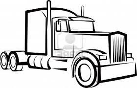 100 Truck Drawing Best HD Trailer Design