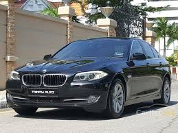 BMW 523i 2011 2 5 in Penang Automatic Sedan Black for RM 136 000