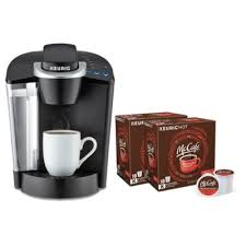 KeurigR K50 McCafeR Pod Bundle