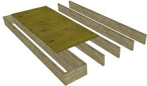 Sistering Floor Joists To Increase Span by How Do I Properly Lay A Tongue And Groove Plywood Subfloor In A
