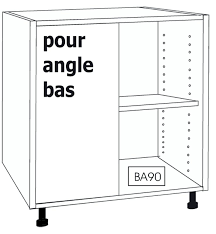 meuble d angle bas pour cuisine meuble caisson cuisine beautiful caisson meuble cuisine caisson