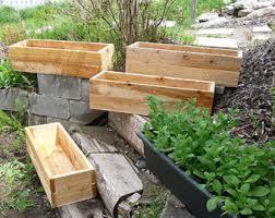 Flower Boxplanter Boxoutdoor Planterindoor Planterwindow Boxes