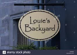 Pub Sign In Kilkenny, Ireland - Louie's Backyard Is Part Of The ... Outdoor Photo Of Louies Backyard Restaurant In Key West Florida Anni Image On Astonishing Restaurant And A Sunset Cruise Andrea On Vacation Sports Bar Ding Menu The After Deck At Back Yard West Youtube Louiesbackyard Twitter Paradise Is Wests Blog Living Breathing Loving I Could Eat A Meal With View Casa Marina Rentals Rentals Keys Pinterest Backyards