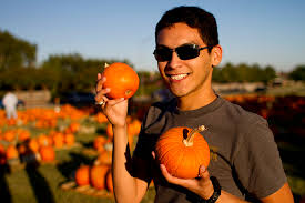 Pumpkin Patch College Station 2014 by The Color Of Fall Glen Vigus