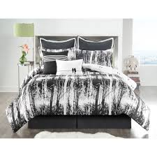 vcny woodland reversible 8 piece comforter set free shipping