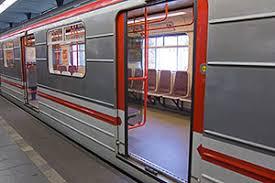 Prague Metro Subway