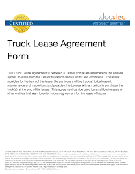 Truck Driver Lease Agreement Form Great Best S Of Sample Truck Lease ... Commercial Truck Lease Agreement Sample Awesome Rental Hire Template New 42 Best Owner Operator Form Dontkwdinocom 15 Agreements Word Pdf Templates Tearing Contract Vehicle Gtld World Congress For Trucking Company Inspirational Document Mplate Free And To Own Car Quick Great Images Gallery Driver Form Commercial Vehicle Lease Agreement