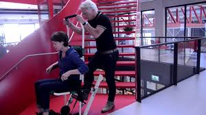 Ferno Stair Chair Instructions by Escape Chair Instruction Video Eng Youtube