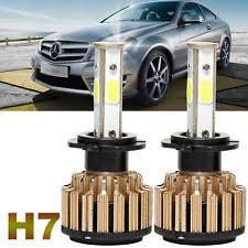 car truck h7 led lights for headlights ebay