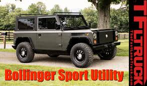Bollinger-b1-sport-utility-truck-ev-4wd - The Fast Lane Truck 2017 Honda Ridgeline Rack And Opinion H2 Sut Red Sport Utility Truck Stock Photo Picture Royalty Free Image The_machingbird 2005 Ford Explorer Tracxlt The Gmc Graphyte Hybrid Is A Truckbranded Concept Car And Sport Hummer Rear Hatch 1024x768 Utility Vehicle Wikipedia 25 Future Trucks Suvs Worth Waiting For Subaru Outback A Monument To Success New On Wheels Groovecar Bollinger B1 Is Half Electric Suv Pickup