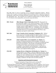 Office Manager Resume Summary Free Samples Examples Format Curruculum Vitae