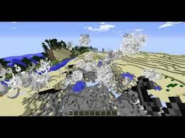 Minecraft Another TNT Explosion