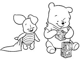 Online Games Free Winnie The Pooh Fall Coloring Sheets Disney