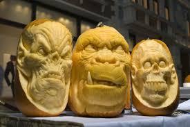 Spongebob Pumpkin Carving by Mindblowing Halloween Pumpkin Carvings Brain Berries