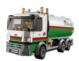 100 Lego Tanker Truck LEGO City 60016 EBay