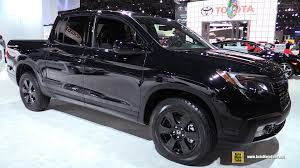 2017 Honda Ridgeline Black Edition - Exterior And Interior ... Allnew Honda Ridgeline Brought Its Conservative Design To Detroit 2018 New Rtlt Awd At Of Danbury Serving The 2017 Is A Truck To Love Airport Marina For Sale In Butler Pa North Versatile Pickup 4d Crew Cab Surprise 180049 Rtle Penske Automotive Price Photos Reviews Safety Ratings Palm Bay Fl Southeastern For Serving Atlanta Ga Has Silhouette Photo Image Gallery