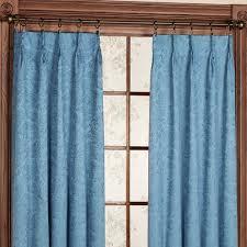 Eclipse Room Darkening Curtains by Gabrielle Pinch Pleat Thermal Room Darkening Curtains