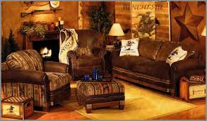Delightful Rustic Country Living Room Furniture