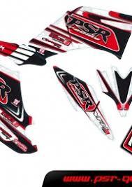 kit deco 250 raptor kit déco psr pink color blanc 250 raptor yamaha 250 raptor