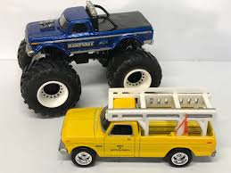 100 Bigfoot Monster Truck Toys Blog Paul B S