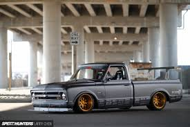 100 72 Chevy Trucks C10R The With A Hint Of Zonda Speedhunters