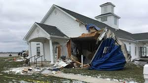 Truck Driver Chokes On Cough Drop, Crashes Into Indiana Church ...