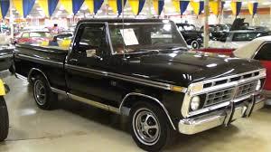 100 1976 Ford Truck F100 XLT Ranger Pickup Nicely Restored Classic