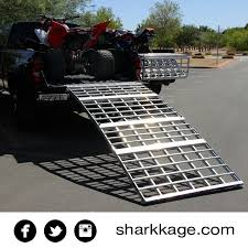 100 Truck Bed Ramp Loading Ramp Motorcycle Ramp Bed Extender Atv Shark Kage
