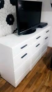 kommode schrank sideboard lowboard tv wohnzimmer schlafzimmer