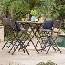 Buy Marinelli 5 Piece Outdoor Wicker Folding Bar Set In ... Oakville Fniture Outdoor Patio Rattan Wicker Steel Folding Table And Chairs Bistro Set Wooden Tips To Buying China Bordeaux Chair Coffee Fniture Us 1053 32 Off3pcsset Foldable Garden Table2pcs Gradient Hsehoud For Home Decoration Gardening Setin Top Elegant Best Collection Gartio 3pcs Waterproof Hand Woven With Rustproof Frames Suit Balcony Alcorn Comfort Design The Amazoncom 3 Pcs Brown Dark Palm Harbor Products In Camping Beach Cell Phone Holder Roof Buy And Chairswicker Chairplastic Photo Of Green Near 846183123088 Upc 014hg17005 Belleze