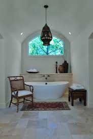 free standing bathtubs bathroom mediterranean with arched ceiling