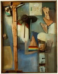 Raoul Hausmann Merz Picture As Rainbow 1939