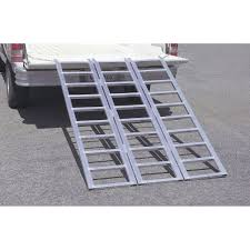 1500 Lb. Capacity Tri-Fold Aluminum Loading Ramp | Loading Ramps ... Loading Ramps For Box Trucks Best Truck Resource Guangzhou Hanmoke Unloading Container Load Ramp With Cheap Recovery Find Deals On Line Hd Motorcycle Atv Amazoncom Alinum Trailer Car Truck 1 Pair 2 Pickup 1500 Lbs Capacity Trifold Bolton Semitrailer Storage Brackets Discount 10 5000 Lb With Hook Five Star Bifold 1500lb Better Built Extended
