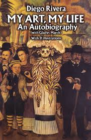 Diego Rivera Rockefeller Mural Analysis by Amazon Com My Art My Life An Autobiography 9780486269382