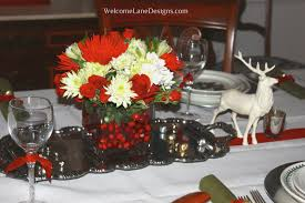 Table Ideas Christmas Dining Luxury Room Centerpieces For A