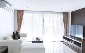 gardinen im wohnzimmer heimhelden